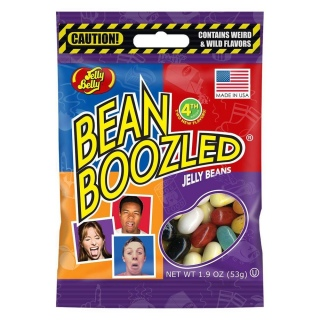 Jelly Belly Bean Boozled Peg Bag 12шт 54гр, Тайланд