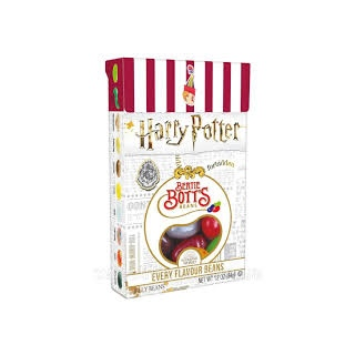 Bertie Botts Beans 35гр 24шт (белые),Jelly Belly ,Тайланд